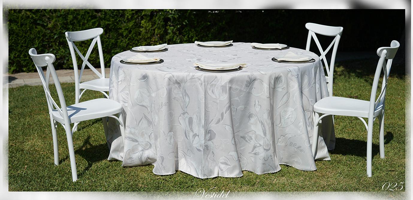 mantelerias para bodas