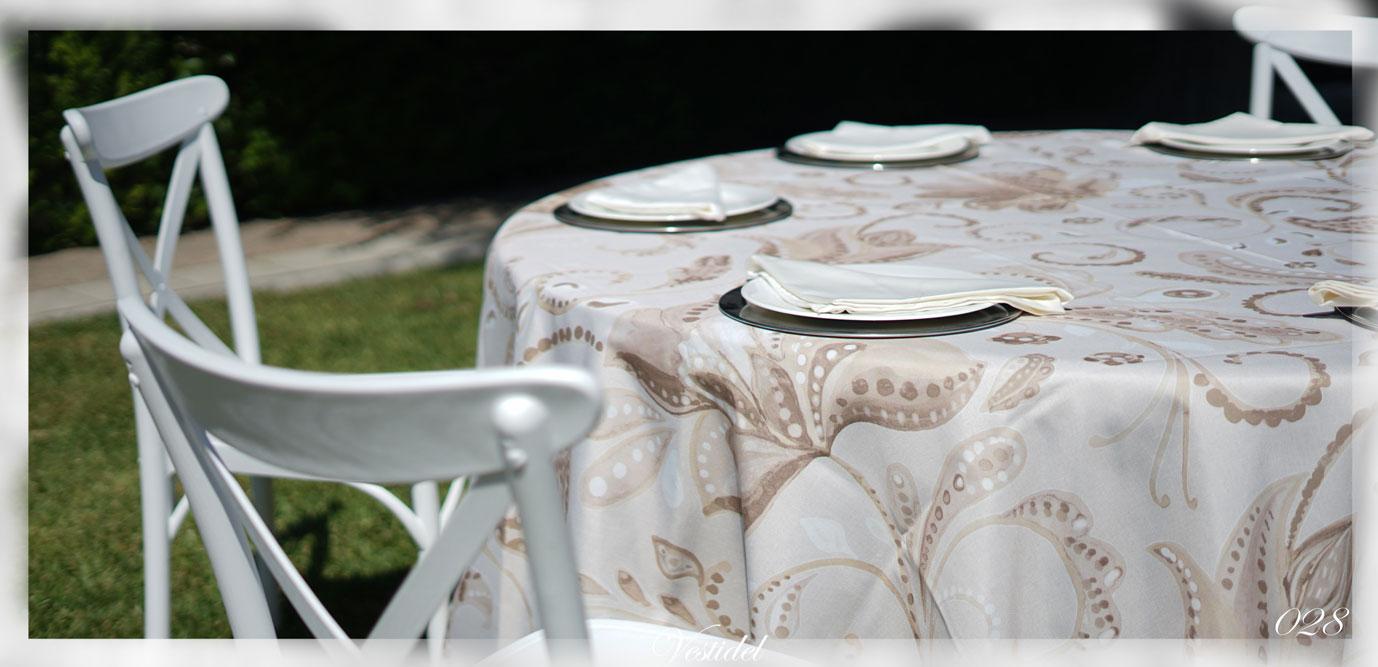 Mantelería para bodas